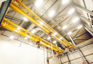 Lovegreen Material Handling provides Professional Material Handling Solutions, Overhead Cranes, Parts & Services
