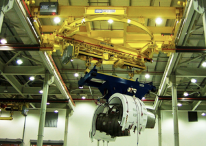 Lovegreen Material Handling provides Professional Material Handling Solutions, Parts & Services for the Aerospace Industry