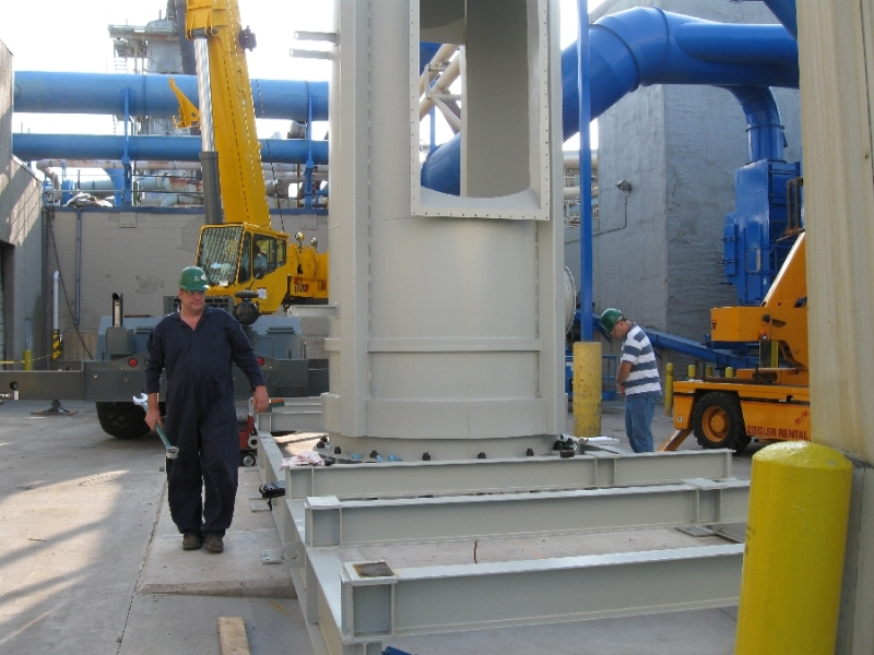 Lovegreen's Millwrights are the BEST & SAFEST in the business!